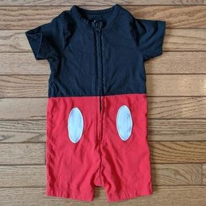 Disney Parks Mickey Mouse Costume
